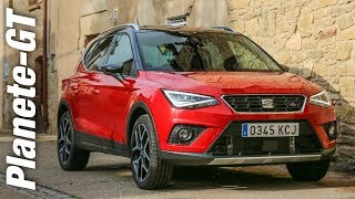 Essai : Seat Arona FR - Un simple SUV de plus ?