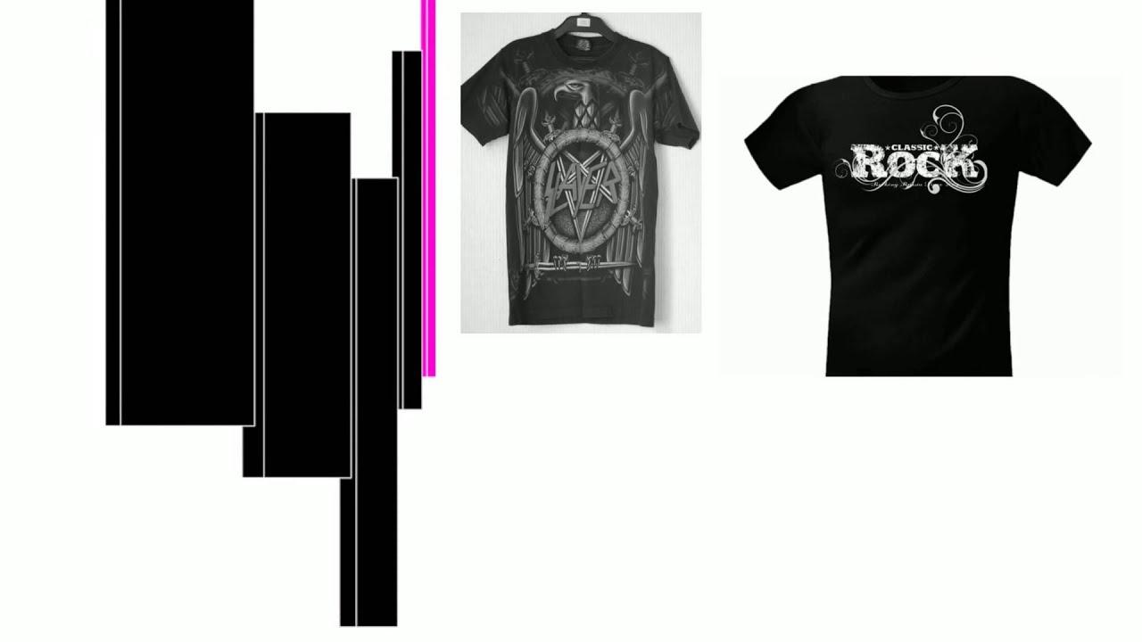 Рок футболки 2014