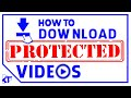 How to download any video from any site | 2020