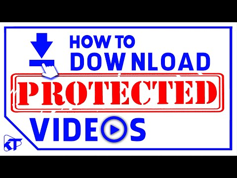 How To Download Protected Video From Any Site With HD Quality