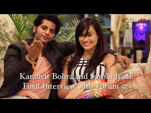 Qubool Hai   Surbhi Jyoti Final Interview With Karanvir Bohra Zee Alwan