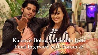 Qubool Hai | Surbhi Jyoti Final Interview With Karanvir Bohra Zee Alwan