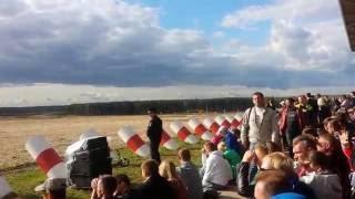 Армия 2016. Самолёты, вертолёты, стельбы по мишеням.