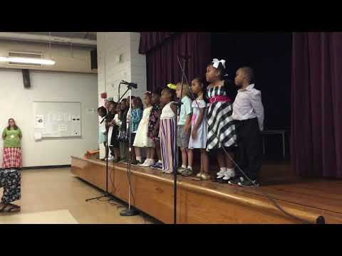 Libertas School - Phillis Wheatley recitation 2019 - Dunbar - don't tell me, by shel silverstein