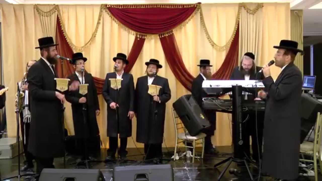 Arale Samet & Meir Adler with Malchus - Hop Kazak | מאיר אדלר וארלה סאמט, מקהלת מלכות - הופ קוזק