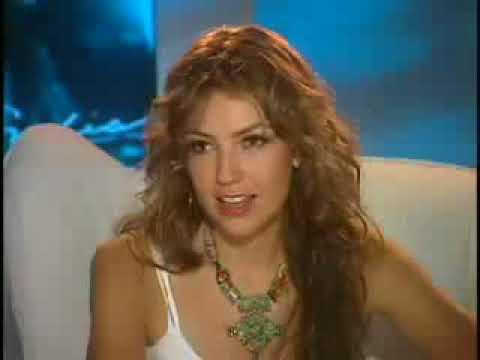 Thalia En Chat De Univision Parte 3