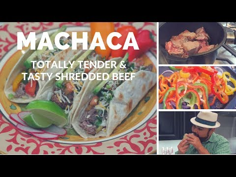 Tender Machaca Mexican Style Shredded Beef