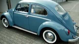 VW Käfer Oldtimer 1963  Beetle  Bug NO T1  Original