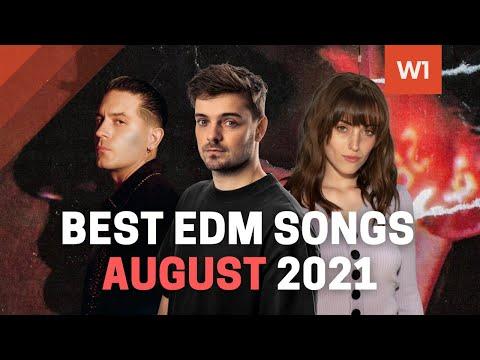 TOP 40 Best EDM Songs on AUGUST 2021 Week 1