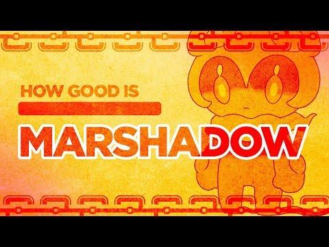 How good is MARSHADOW? Pokemon Sun and Moon! w/ PokeaimMD & Aberforth!