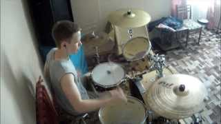 Alex Korkunov - Devil Sold His Soul - Sorrow Plagues - Drum Cover