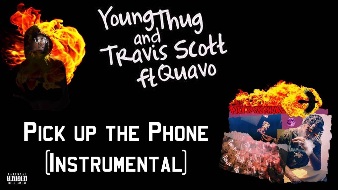 93e888c44fe5 Young Thug & Travis Scott - Pick Up The Phone (feat. Quavo) (Instrumental  Remake)