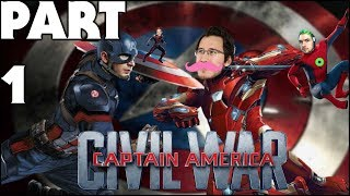 YouTube Civil War | Ultimate Voice Over | Part 1