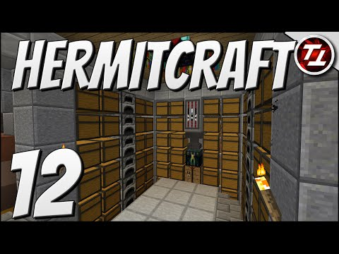 Minecraft :: Hermitcraft IV #12 - Moving...