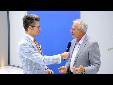 BIPV - addressing 45% of the human consumption of energy - Rafic Hanbali, CEO at SWISSINSO