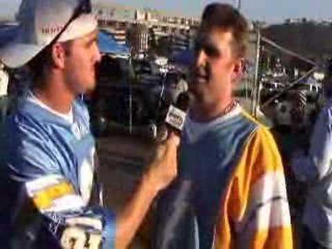 Mark Sweeney San Diego Tailgate
