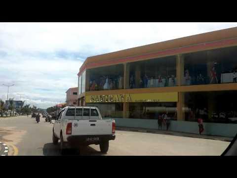 Angola província  do Bie kuito 2015