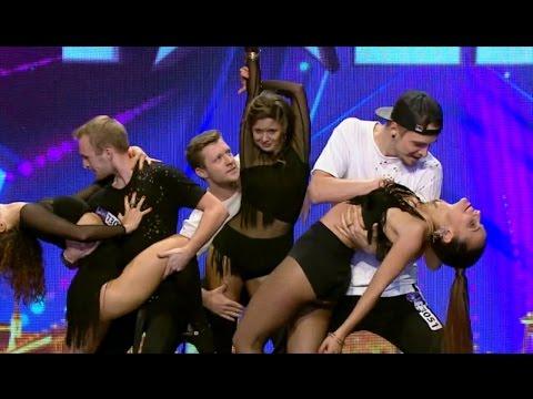 ČESKO SLOVENSKO MÁ TALENT 2016 - Dancecool Crew