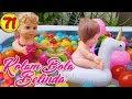 #71 Kolam Bola Belinda - Boneka Walking Doll Cantik Lucu -7L Belinda Palace
