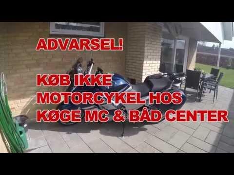 MC forhandler i Køge