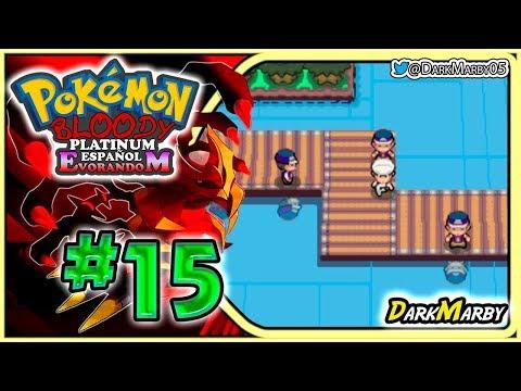Pokémon Bloody Platinum Esp Evorandom #15 QUE HAS PESCADO