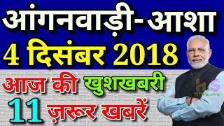Asha Anganwadi Worker Today Latest News Salary / Vetan 2018 | आंगनवाड़ी आशा सहयोगिनी लेटेस्ट न्यूज़