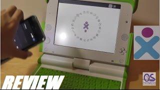 REVIEW: OLPC XO-1 Laptop - One Laptop Per Child (Pixel Qi)