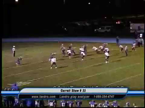 Garrett Shaw Highlight Tape