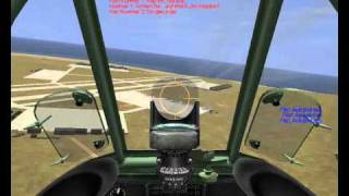Pacific Fighters Bomber Video