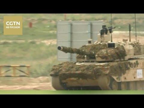 Китайский экспортный танк VТ5 привлекает внимание интересными техническими решениями [Age 0+]
