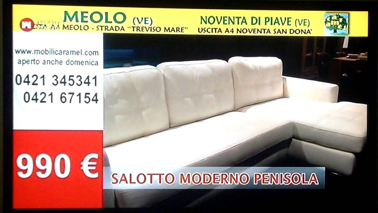 Spot Mobili Caramel - 2014 - Meolo e Noventa di Piave - YouTube