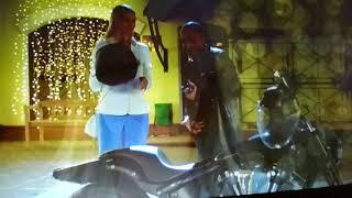 ОТЕЛЬ ЭЛЕОН  3 сезон 1 серия - смешной момент с мотоциклом... Ржач