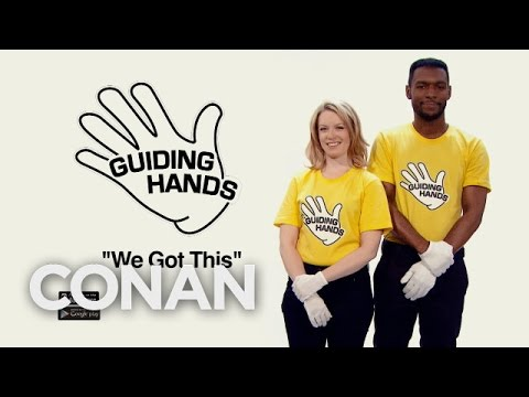 Introducing Guiding Hands  - CONAN on TBS