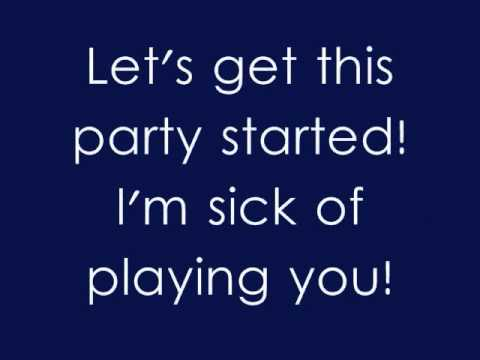 Korn - Let's Get This Party Started [LYRICS]