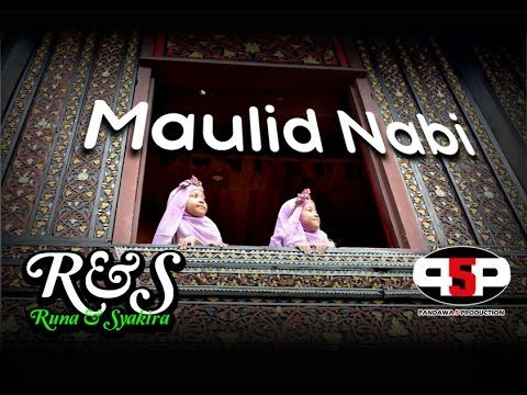 RUNA & SYAKIRA - MAULID NABI (Official Music Video)