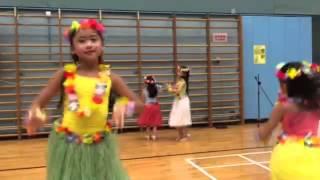 2015聖家學校畢業典禮~舞蹈組演一~夏威夷草裙舞