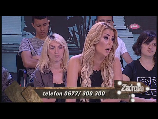 Zadruga, narod pita - Nadežda o Kiji i Luni - 19.08.2018.