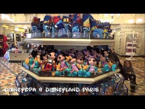 Disneyland Paris Emporium Shop walkthrough 2017 DisneyOpa