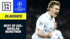 Nicklas Bendtner: Best Of | UEFA Champions League | DAZN Classics