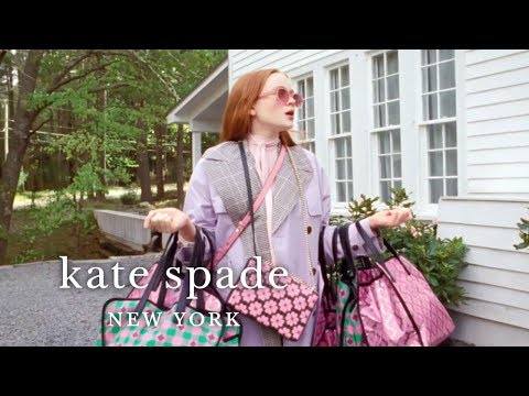 the spring 2019 campaign | kate spade new york