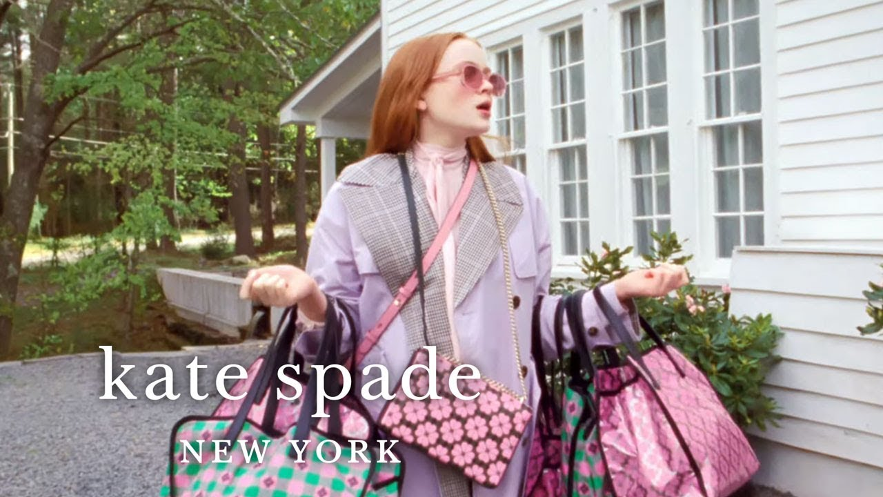 the spring 2019 campaign   kate spade new york - YouTube
