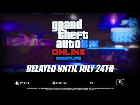 GTA 5 ONLINE NIGHTCLUB UPDATE RELEASE DATE DELAYED!? (GTA 5 Update)