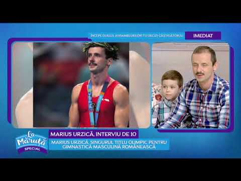 Marius Urzica, interviu de 10