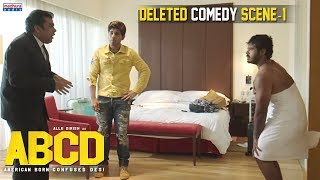 ABCD Movie Deleted Scene-1 I Allu Sirish I Rukshar Dhillon I Master Bharath