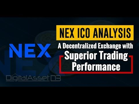 NEX ICO Review: A Decentralized Exchange with Superior Trading Performance