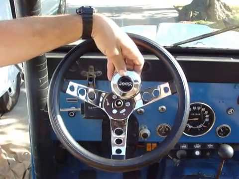 Grant Steering Wheel For Jeep Cj5 Fail