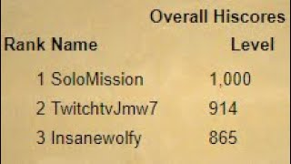 I AM RANK 1 - NEW OSRS GAME MODE TRAILBLAZER LEAGUE