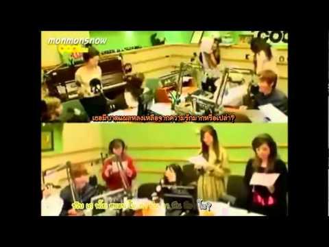 [TH-Karaoke] Say Yes - SNSD