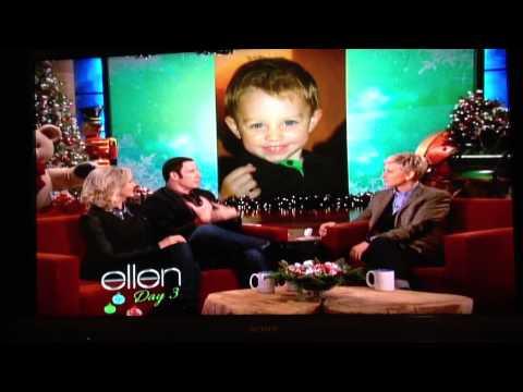 John Travolta & Olivia Newton John on Ellen