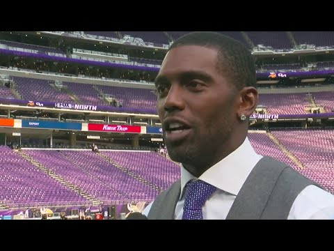 Former Vikings Great Randy Moss Talks Ring Of Honor With Mark Rosen